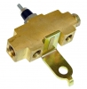 BRAKE DISTRIBUTION VALVE : 1967-70 A/B-BODY