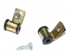 THROTTLE CABLE TO FIREWALL MOUNTING CLIP SET