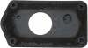 TRUNK FLOOR FUEL FILLER NECK SEAL : 1965-66 B-BODY