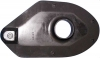 TRUNK FLOOR FUEL FILLER NECK SEAL : 1971-74 A-BODY
