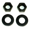 ENGINE MOUNT INSULATOR RETAINER SET